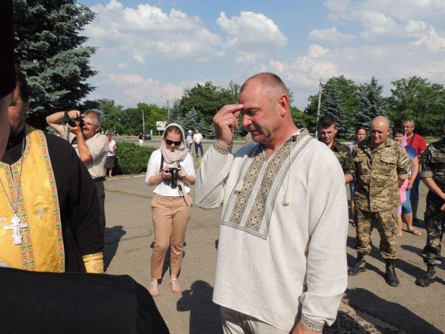 Николаевские священники прилетели в Снигиревку, чтобы помолиться за мир в стране (ФОТО) (фото) - фото 5