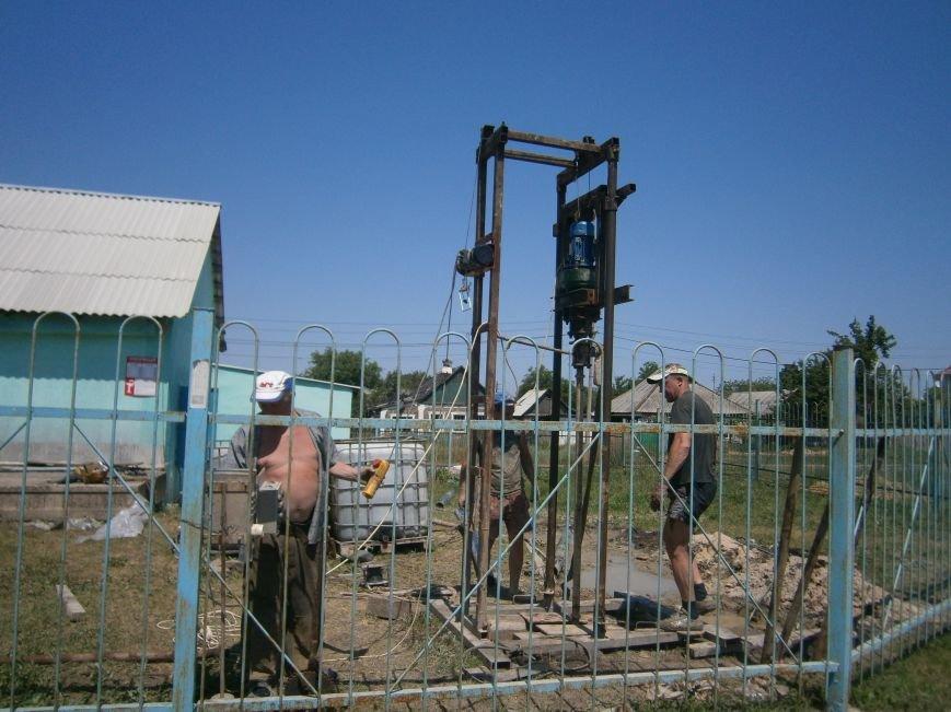 В Димитрове началось бурение скважин на воду (ФОТО) (фото) - фото 7
