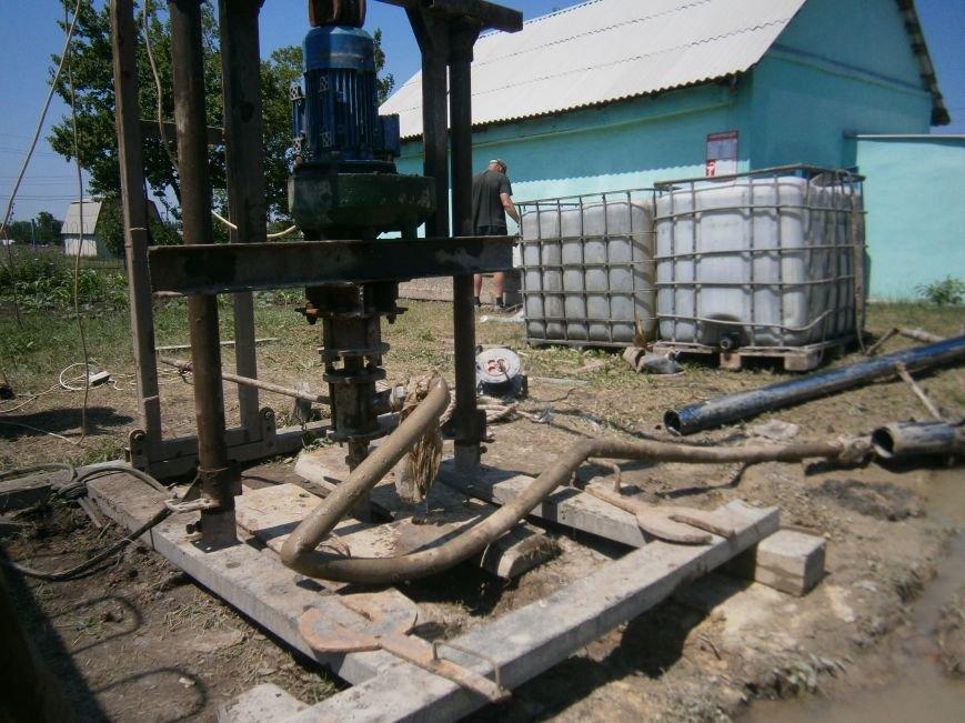 В Димитрове началось бурение скважин на воду (ФОТО) (фото) - фото 4