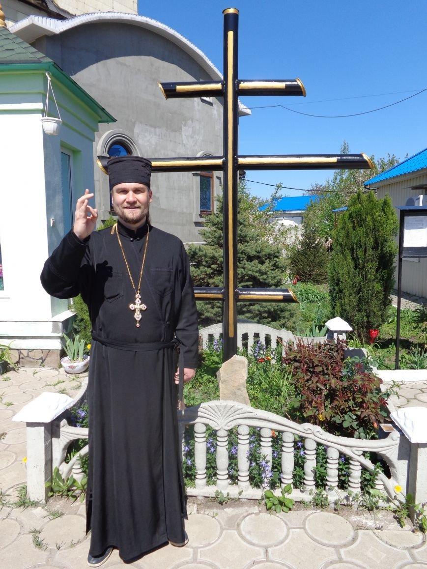 Настоятель храма отец Иван Василенко: «Человек – это образ Божий, способный на множество благих вещей» (фото) - фото 3