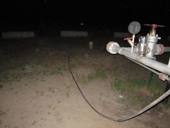 На Полтавщине продолжают красть газоконденсат (фото) - фото 1