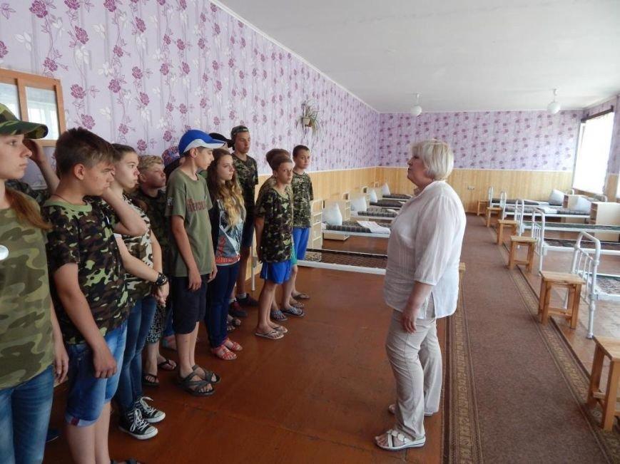 Для курсантів «Малої міліцейської академії» провели ознайомчу екскурсію до Кременчуцької виховної колонії (фото) - фото 1