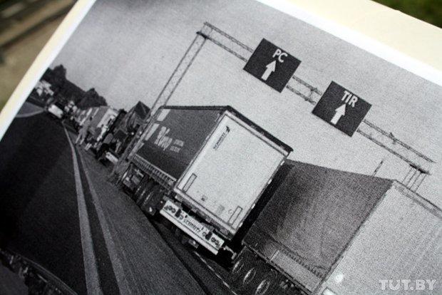 Репортаж с польско-белорусской границы: узкая дорога, 4,5 часа ожидания и «стукачество» поляков на белорусов (фото) - фото 4