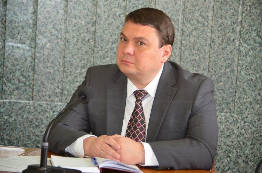 Андрій Пісоцький, перший заступник голови Полтавської ОДА