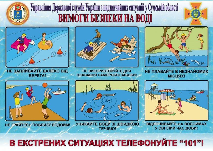 В этом году на реках и озерах Сумщины уже погибло 19 человек (фото) - фото 1