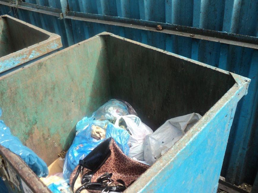 В Мариуполе в мусорном баке нашли гранатомет (ФОТО) (фото) - фото 2