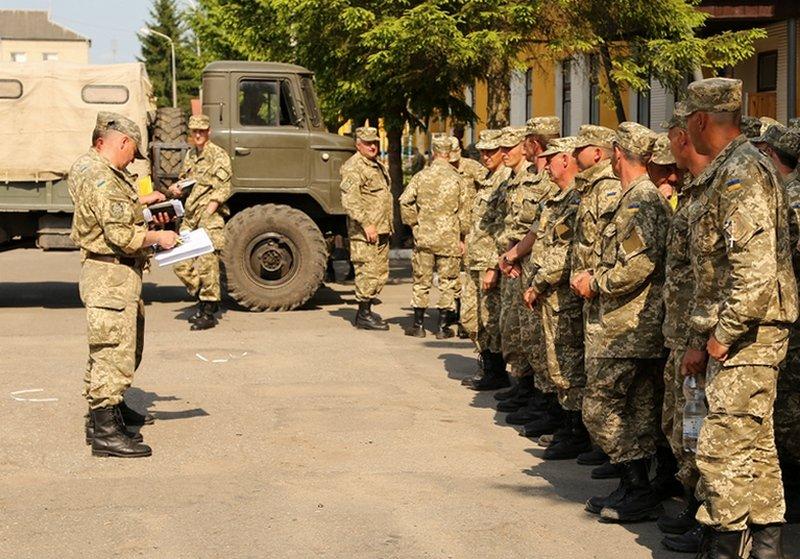 На Львівщині завершилася підготовка мобілізованих, призваних під час п'ятої хвилі мобілізації (ФОТО) (фото) - фото 1