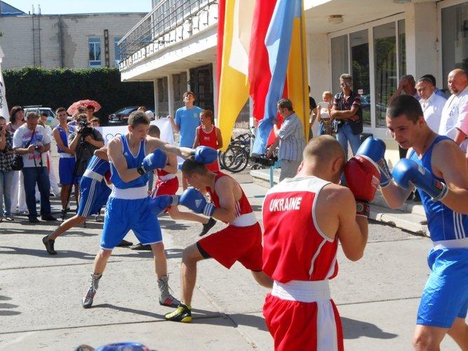 У Кіровограді проведено «Свято олімпійського прапора» (фото) - фото 1