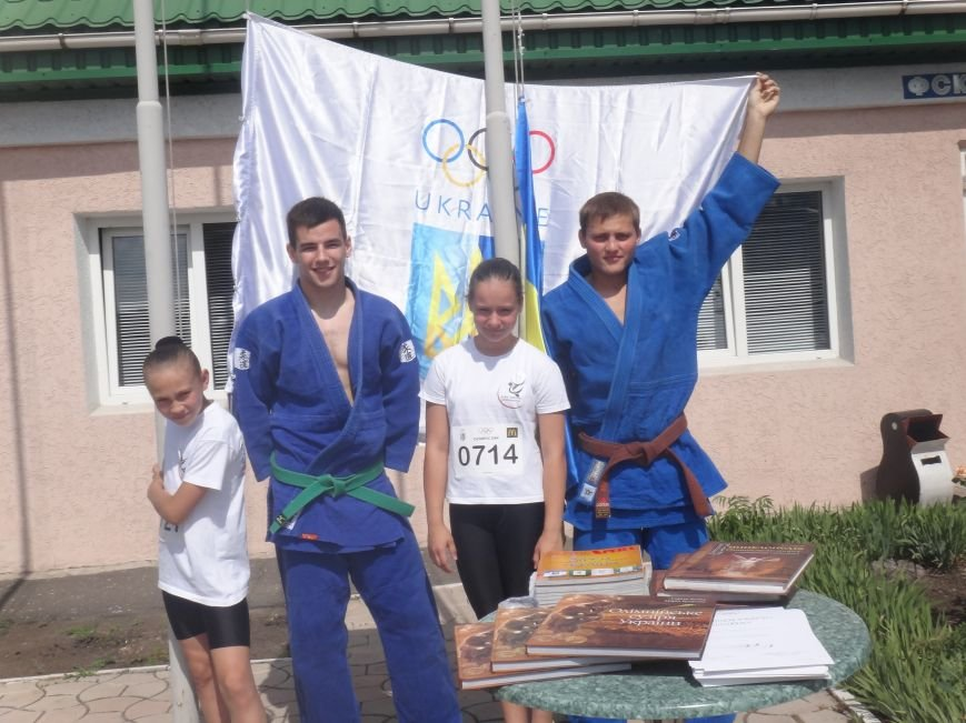 В Красноармейске прошла церемония «Праздник олимпийского флага» (фото) - фото 4