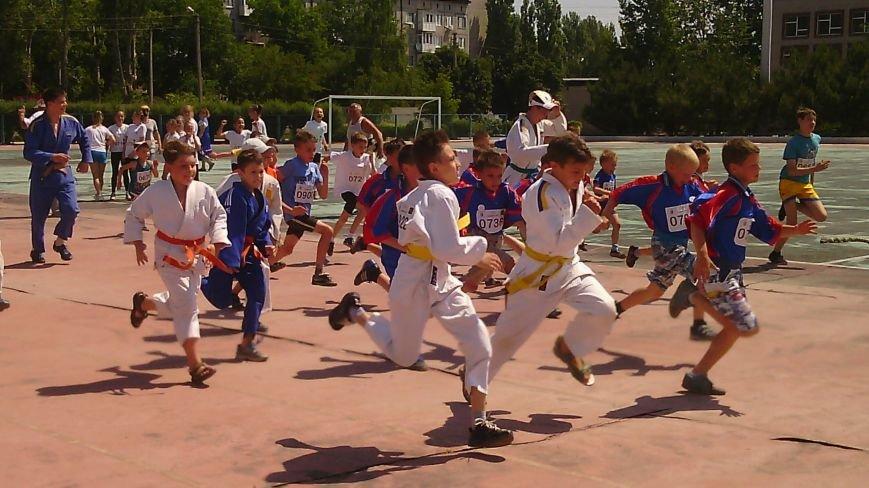 В Красноармейске прошла церемония «Праздник олимпийского флага», фото-1