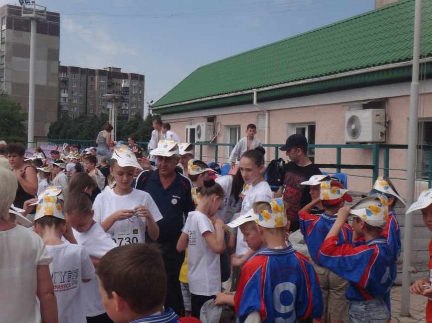 В Красноармейске прошла церемония «Праздник олимпийского флага» (фото) - фото 3