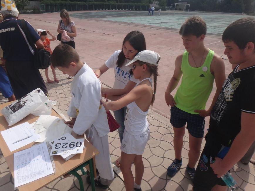В Красноармейске прошла церемония «Праздник олимпийского флага» (фото) - фото 2