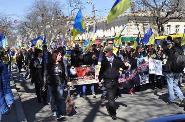 Общественница Виктория Сибирь – человек, меняющий Одессу:  «бандеровка»,  «хунта», «карательница» с Дерибасовской (фото) - фото 16