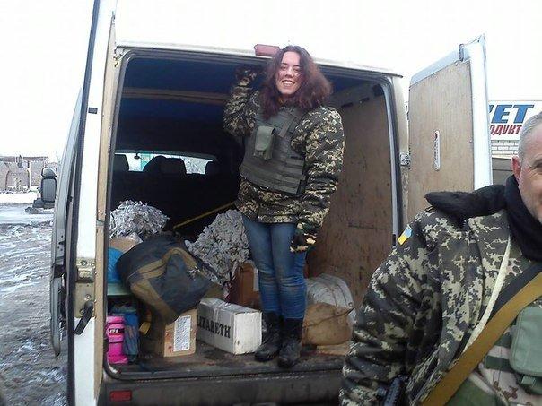 Общественница Виктория Сибирь – человек, меняющий Одессу:  «бандеровка»,  «хунта», «карательница» с Дерибасовской (фото) - фото 10