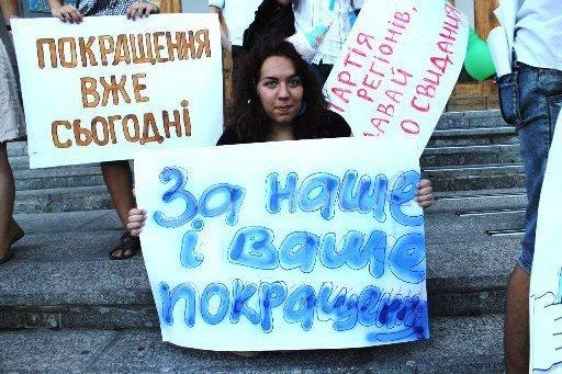 Общественница Виктория Сибирь – человек, меняющий Одессу:  «бандеровка»,  «хунта», «карательница» с Дерибасовской (фото) - фото 9
