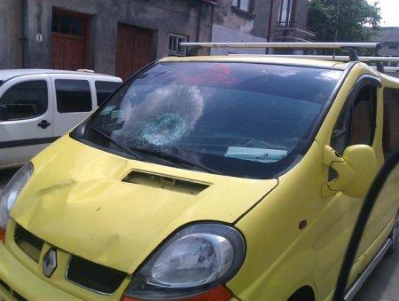 На Львівщині розшукали водія-втікача, який збив велосипедиста (ФОТО) (фото) - фото 1