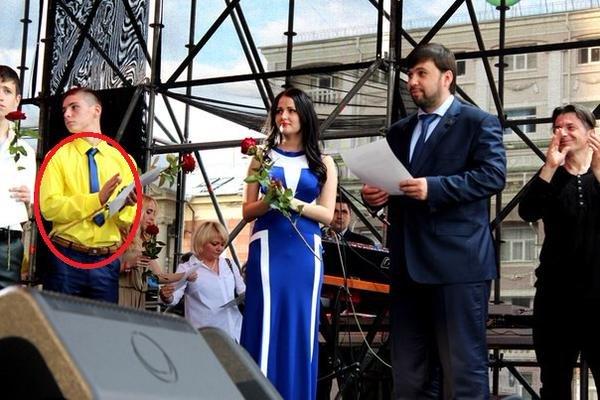 В Донецке прошел первый «республиканский» выпускной (ФОТО) (фото) - фото 2