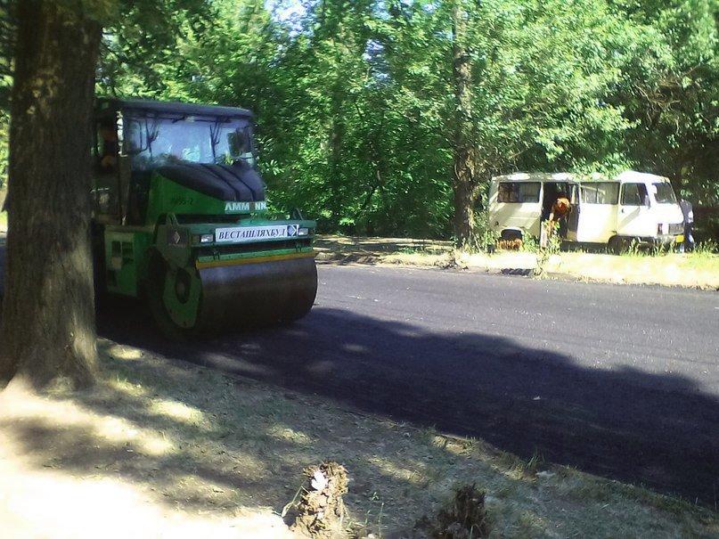 В Кривом Роге продолжается капитальный ремонт дорог (ФОТО), фото-3