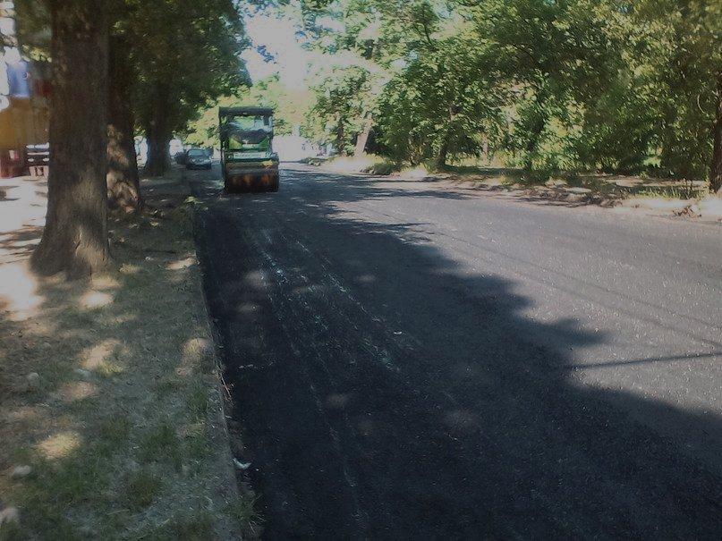 В Кривом Роге продолжается капитальный ремонт дорог (ФОТО), фото-6