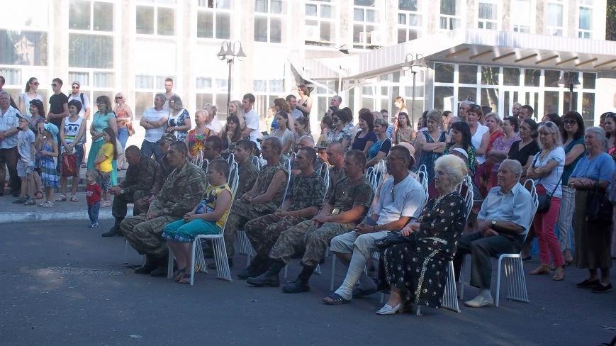 Звуки музыки: в Красноармейске прошел концерт представителей Центра военно-музыкального искусства, фото-2