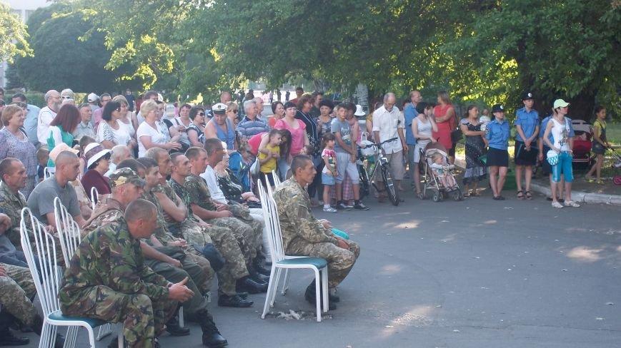 Звуки музыки: в Красноармейске прошел концерт представителей Центра военно-музыкального искусства, фото-5
