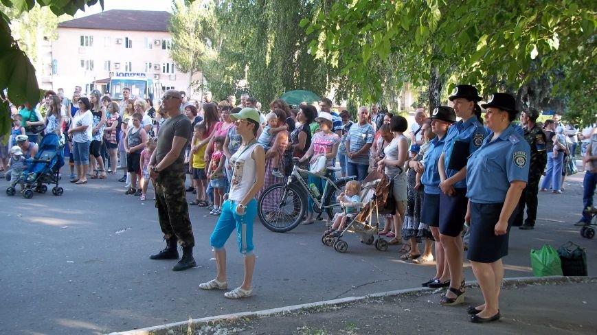 Звуки музыки: в Красноармейске прошел концерт представителей Центра военно-музыкального искусства, фото-4