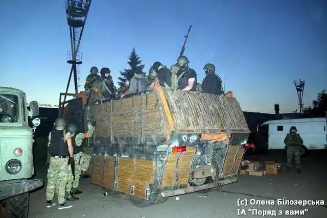 Билецкий и Мосийчук расхаживали по Мариуполю с георгиевскими ленточками на груди (ФОТО) (фото) - фото 3