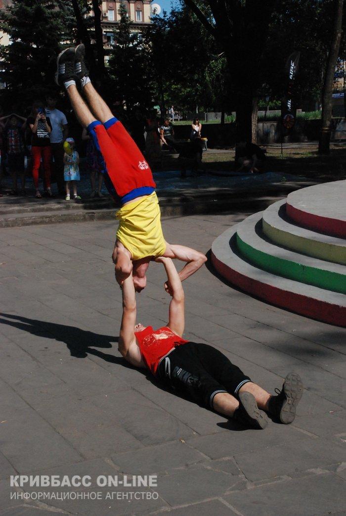 В Кривом Роге прошел праздник здорового образа жизни «ZdravoFest» (ФОТО, ВИДЕО) (фото) - фото 1