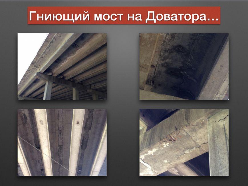 Ульяновские мосты скоро рухнут! (фото) - фото 1