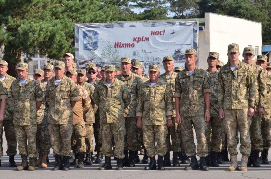 На Днепропетровщине почтили память десантников, погибших в самолете Ил-76 (фото) - фото 2