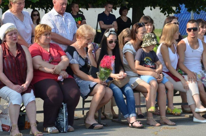 На Днепропетровщине почтили память десантников, погибших в самолете Ил-76 (фото) - фото 5
