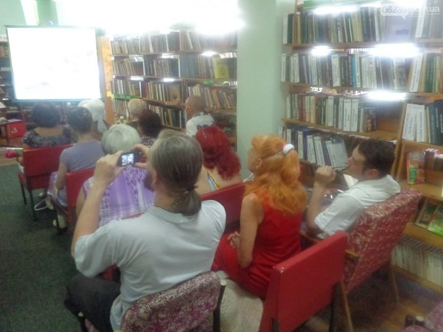 «Я – книга, что открыта для людей…» - в Красноармейске прошла презентация литературного творения Нины Стременной, фото-7