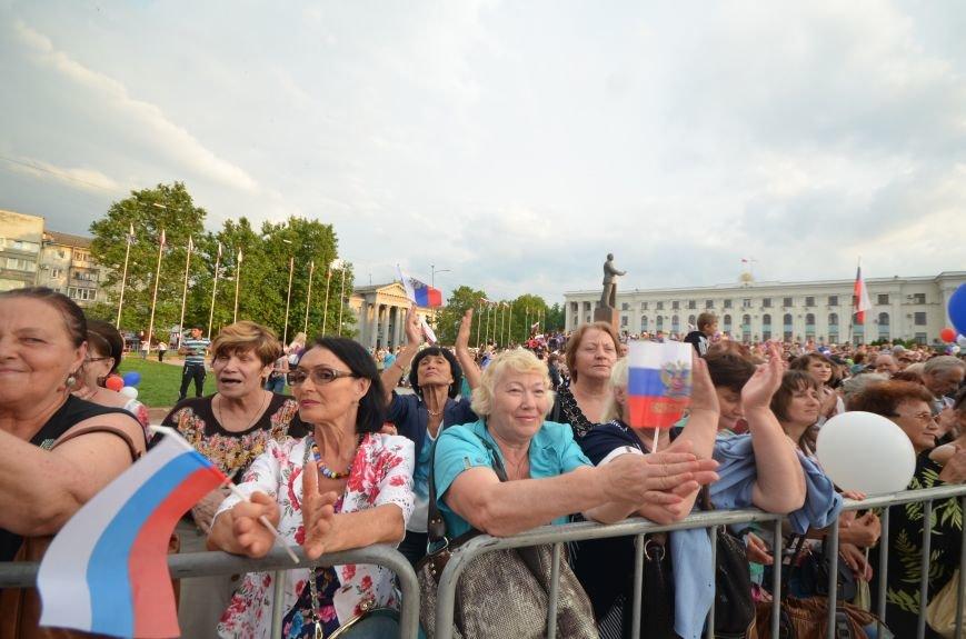 Как в Симферополе отпраздновали День России (ФОТО, ВИДЕО), фото-10