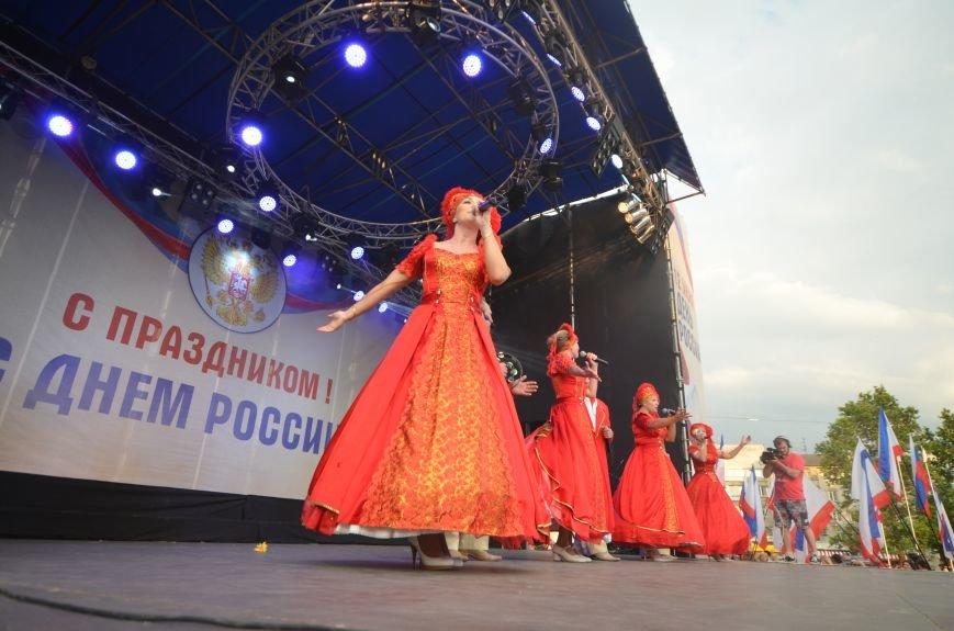 Как в Симферополе отпраздновали День России (ФОТО, ВИДЕО), фото-8