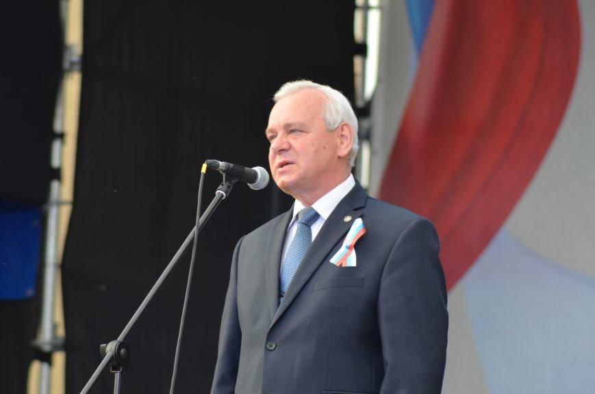 Как в Симферополе отпраздновали День России (ФОТО, ВИДЕО), фото-4