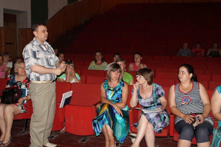 Административно-территориальную реформу в Артемовском районе поняли не все, фото-5