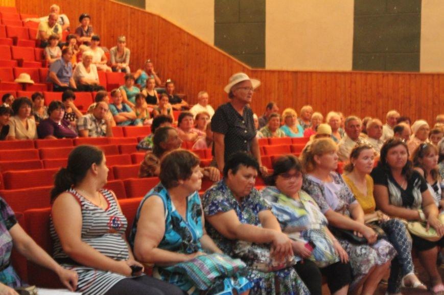 Административно-территориальную реформу в Артемовском районе поняли не все, фото-1