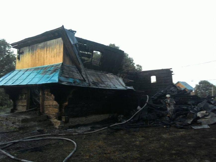 На Львівщині пожежа зруйнувала церкву 18 ст (ФОТО), фото-3