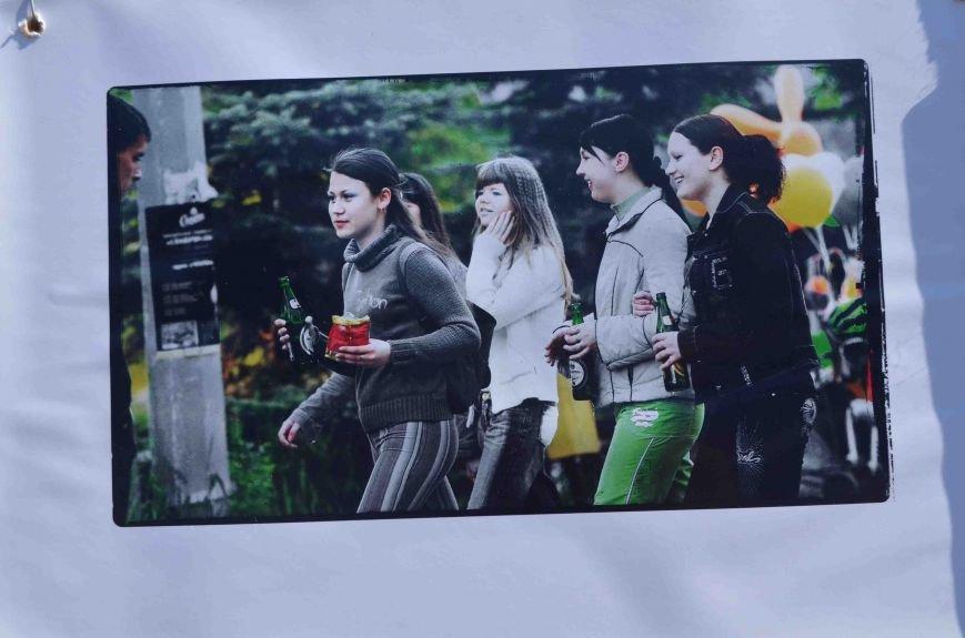 В Запорожье на фотовыставке «Спасем убитый город» подняли тему алкоголизма (ФОТО), фото-7