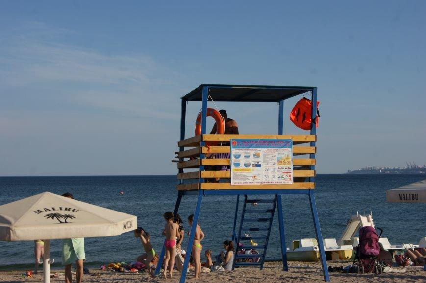 Пляжный контроль в Одессе: Лузановка (ФОТОРЕПОРТАЖ) (фото) - фото 9
