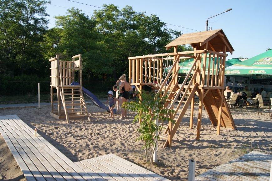 Пляжный контроль в Одессе: Лузановка (ФОТОРЕПОРТАЖ) (фото) - фото 10
