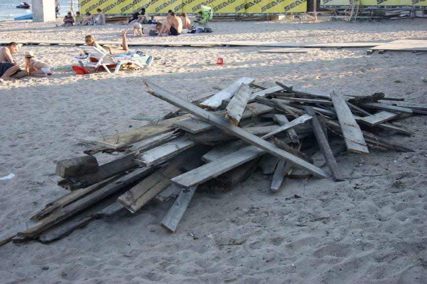 Пляжный контроль в Одессе: Лузановка (ФОТОРЕПОРТАЖ) (фото) - фото 5
