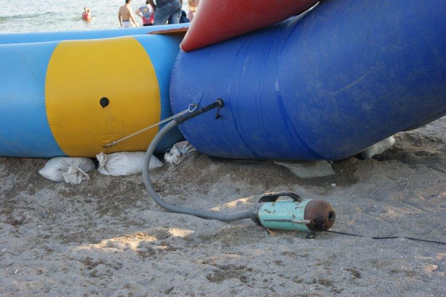 Пляжный контроль в Одессе: Лузановка (ФОТОРЕПОРТАЖ) (фото) - фото 2