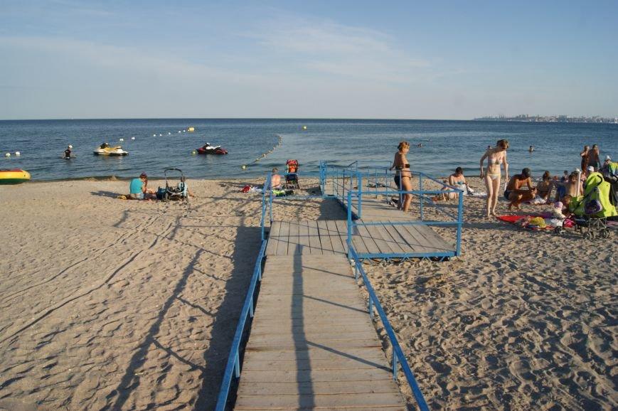 Пляжный контроль в Одессе: Лузановка (ФОТОРЕПОРТАЖ) (фото) - фото 8