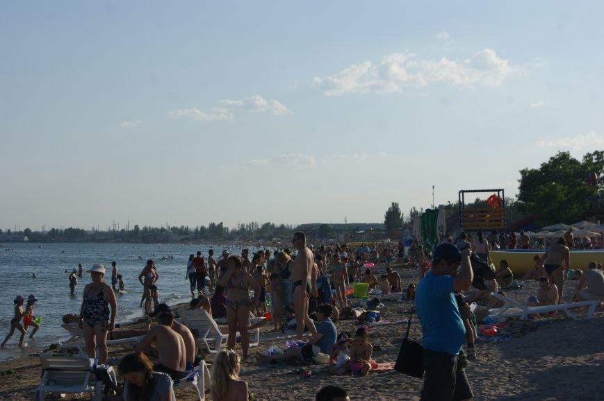 Пляжный контроль в Одессе: Лузановка (ФОТОРЕПОРТАЖ) (фото) - фото 1