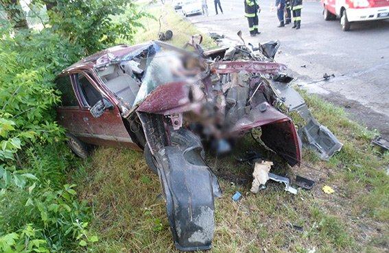 У Ленківцях сталося ДТП зі смертельним результатом (ФОТО, ВІДЕО) (фото) - фото 1