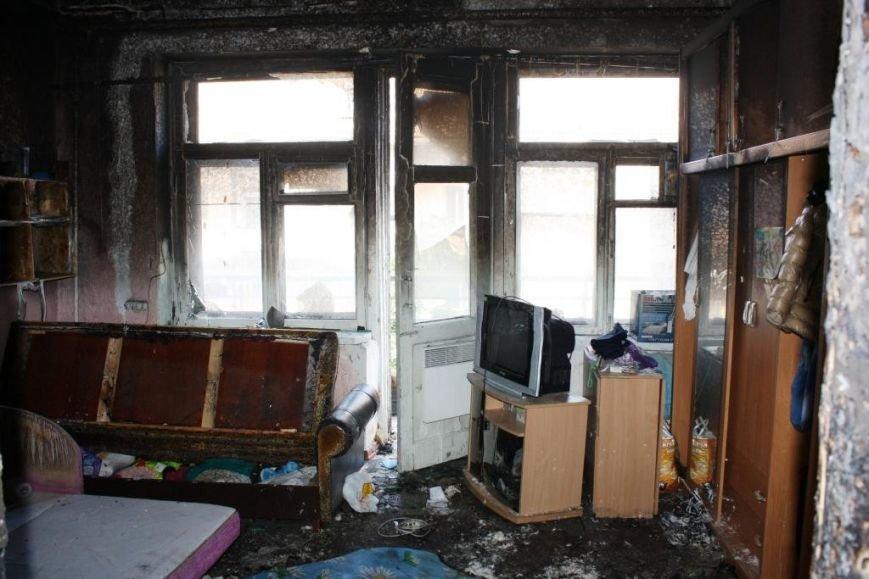 В центре Запорожья на масштабном пожаре спасатели эвакуировали 21 человека (ФОТО), фото-4