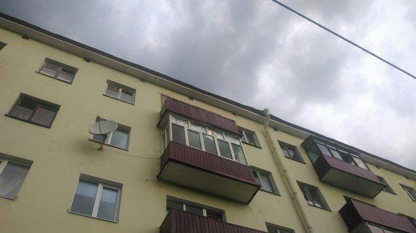 Фотофакт: в воскресенье Гомель «накрыло» дождем → http://odsgomel.org/rus/news/gomel/57315/ (фото) - фото 11