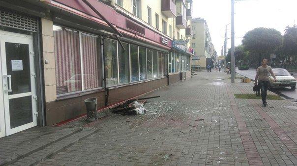 Фотофакт: в воскресенье Гомель «накрыло» дождем → http://odsgomel.org/rus/news/gomel/57315/ (фото) - фото 13