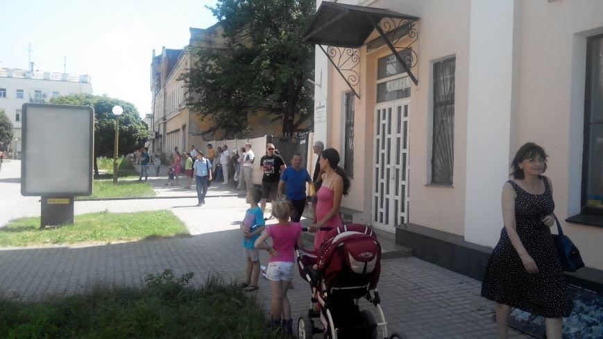 В центре Сум горел «ДельтаБанк» (ФОТО) (фото) - фото 1
